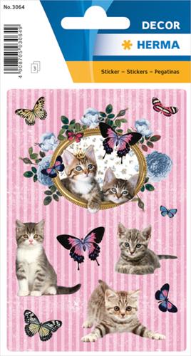 Herma 3064 Sticker Katten I