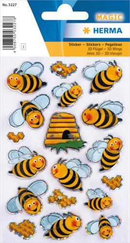 Herma 3227 Sticker Bijen