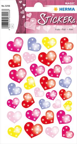 Herma 3256 Sticker Harten