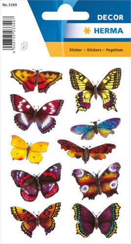 Herma 3349 Sticker Vlinders II