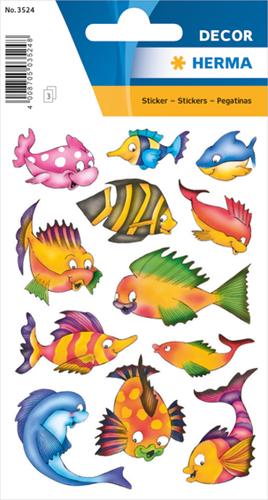 Herma 3524 Sticker Vissen II