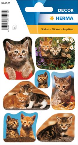 Herma 3527 Sticker Katten III