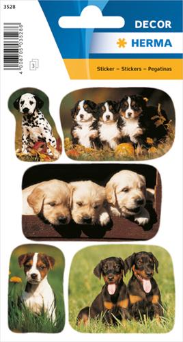 Herma 3528 Sticker Puppy's