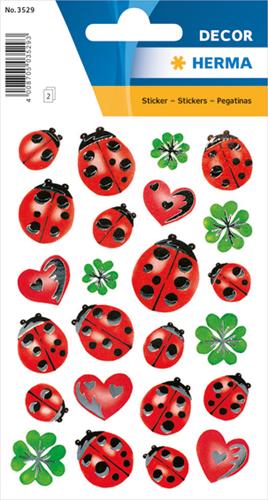 Herma 3529 Sticker Lieveheersbeestjes I