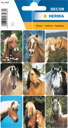Herma 3568 Sticker Paarden III