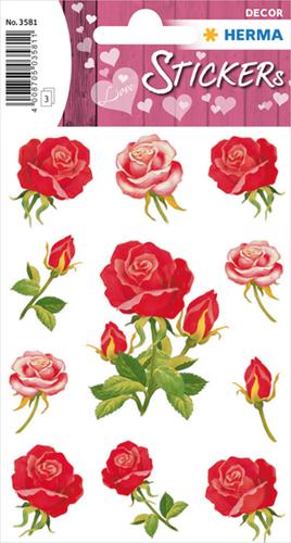 Herma 3581 Sticker Rozen II