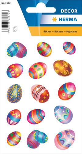 Herma 3672 Sticker Paaseieren