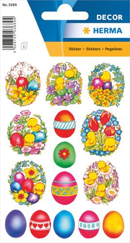 Herma 3689 Sticker Kuikens