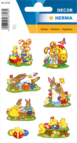 Herma 3718 Sticker Hazenparade