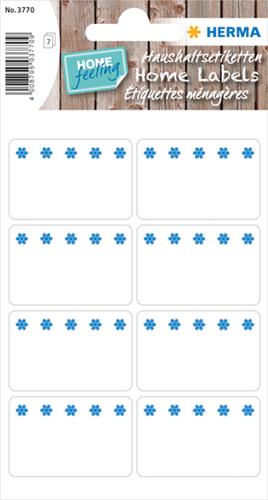 Herma 3770 Sticker Diepvries 26 x 40 mm - Wit