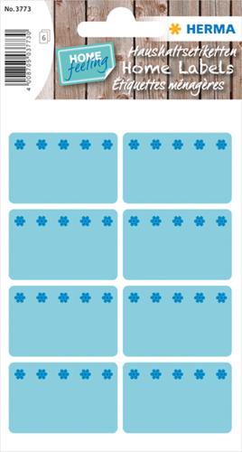 Herma 3773 Sticker Diepvries 26 x 40 mm - Blauw