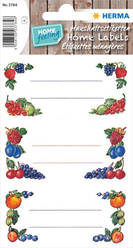 Herma 3784 Sticker Keuken Fruit