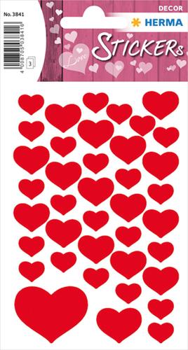 Herma 3841 Sticker Kleine Harten