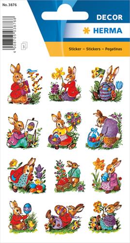 Herma 3876 Sticker Paashaas