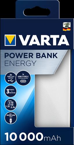 Batterij Varta Power Bank Energy 10000 mAh