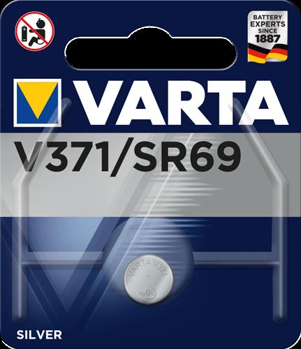 Batterij Varta knoopcel V371