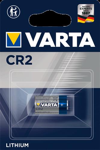 Batterij Varta Professional Lithium CR2
