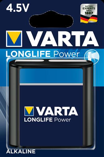 Varta Longlife Power 4,5Volt