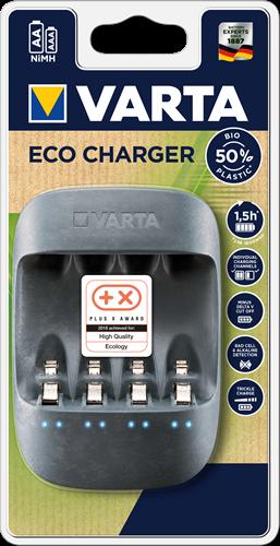 Batterij oplader Varta Eco Charger