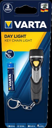 Zaklamp Varta day light key chain