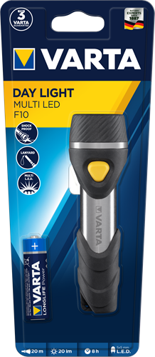Zaklamp Varta day light multi LED F10
