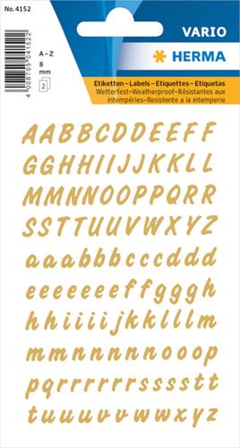 Herma 4152 Sticker Letters A - Z