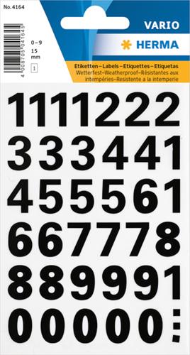 Herma 4164 Sticker Getallen 0 - 9