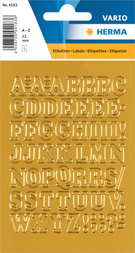 Herma 4183 Sticker Letters A - Z