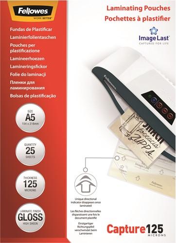 Lamineerhoezen Fellowes® ImageLast™ A5 125 micron